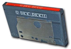 Cassette DCC digital compact cassette